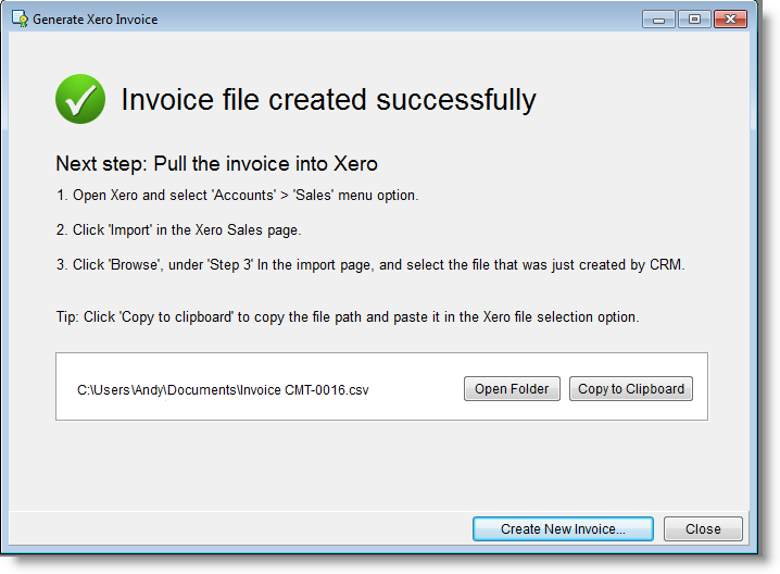 Xero link create invoice step6.png