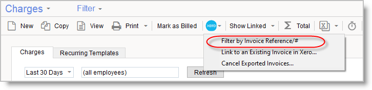 Xero link filter by invoice option.png